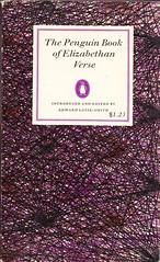 Elizabethan Verse