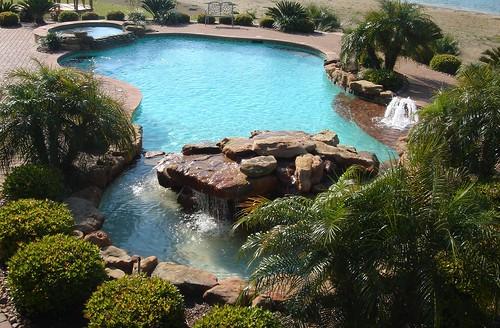 backyard amenities baytown tx freeform pool 4 backyard ame