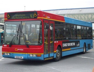 4868-S868ONL_Metrocentre_43 | by Northern Bus Photos