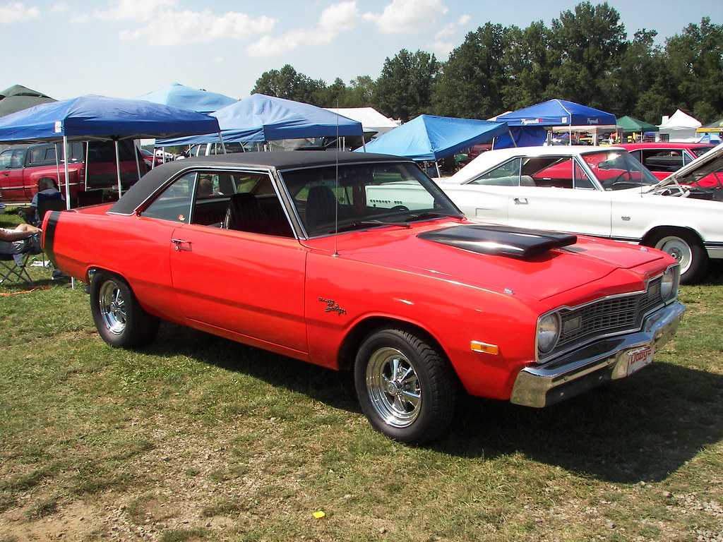 1973 dodge dart swinger special