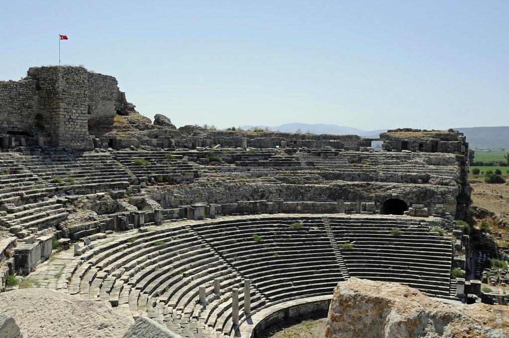 Miletus Theatre 5
