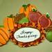 Happy Thanksgiving gift box set