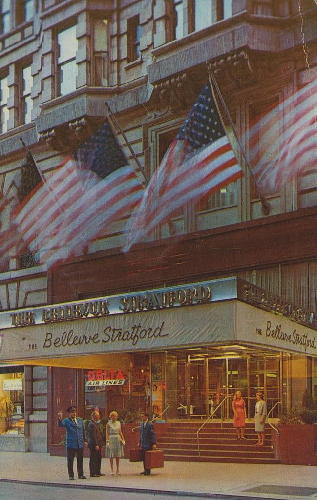 The Bellevue Stratford - Philadelphia, Pennsylvania