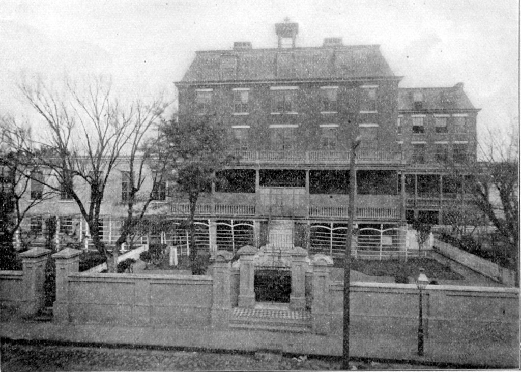Charleston Queen Street Catholic Orphan Asylum Queen