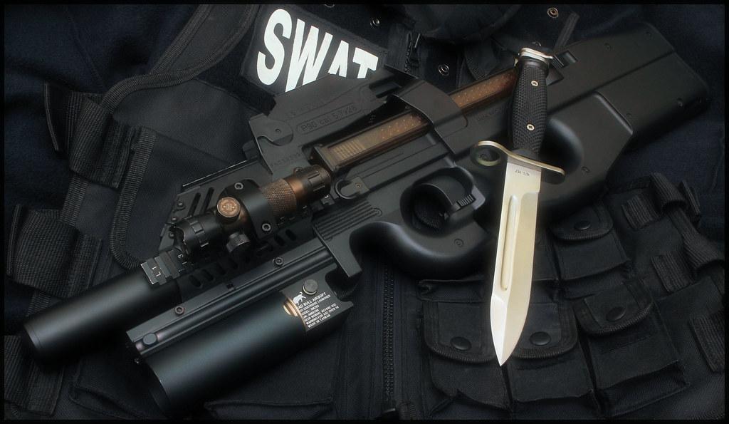 Ps90 For Sale >> FN P90 Nitro | A Tokyo Marui FN P90 SMG, but modified like ...