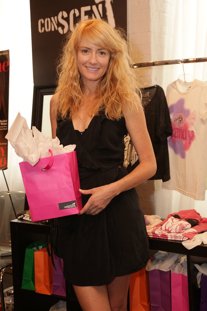 helene joy with a new conscent t