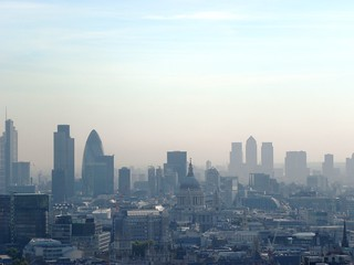 Views from Centrepoint - City of London & Canary Wharf | by EG Focus