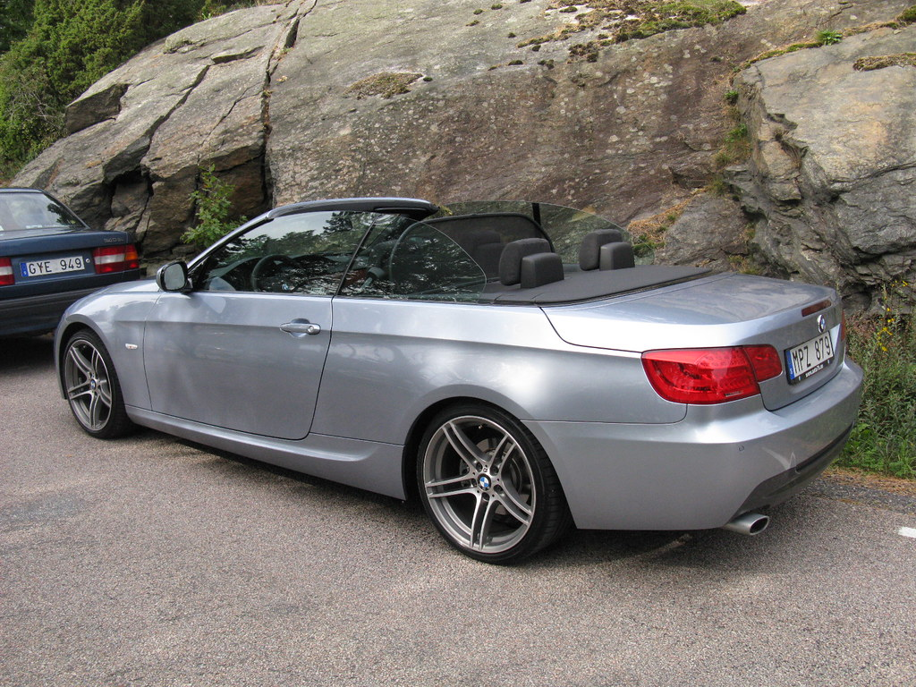 bmw 320d cabriolet m sport e93 nakhon100 flickr. Black Bedroom Furniture Sets. Home Design Ideas
