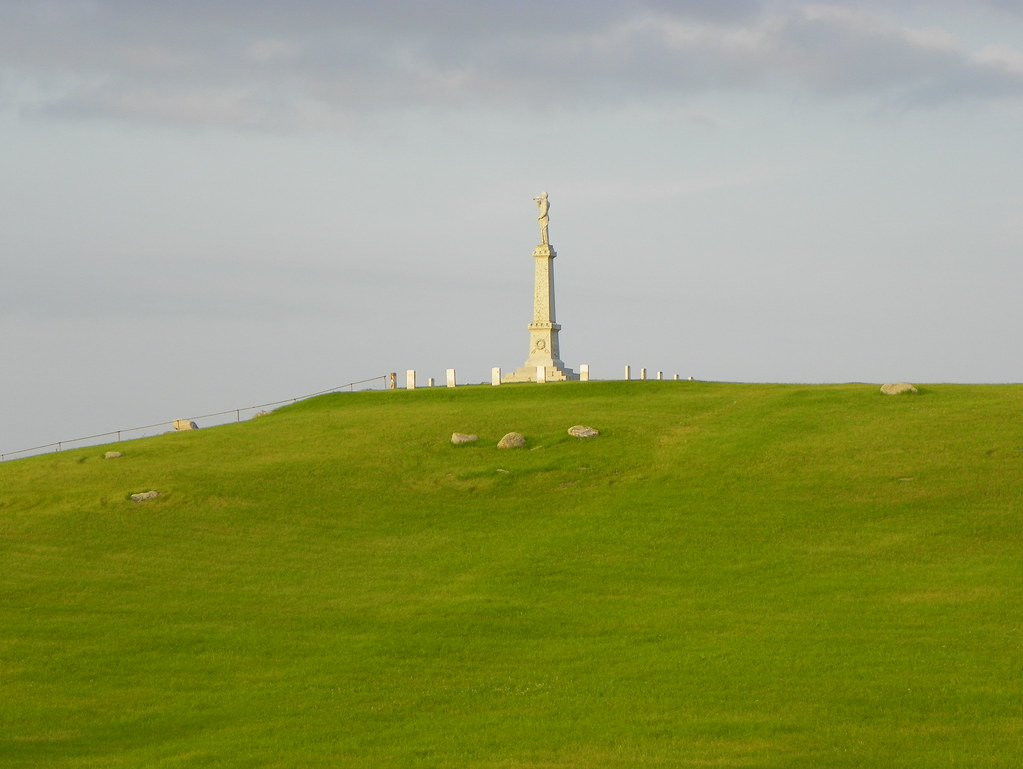 whitestone hill battlefield