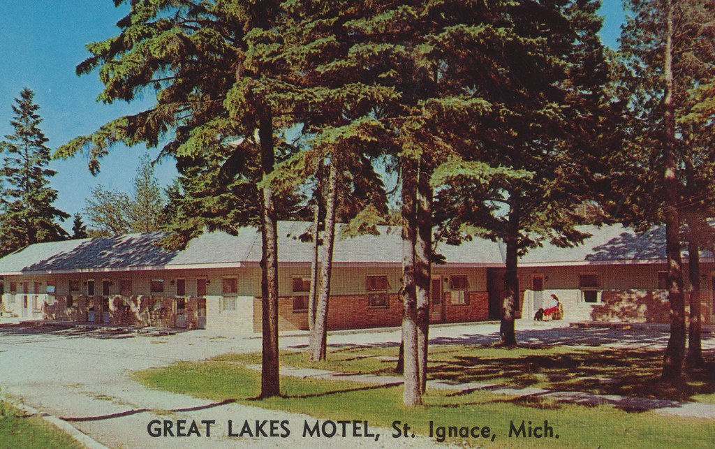 Great Lakes Motel - St. Ignace, Michigan
