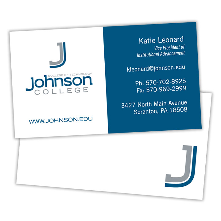 Johnson College Business Card | Johnson College Business Car… | Flickr