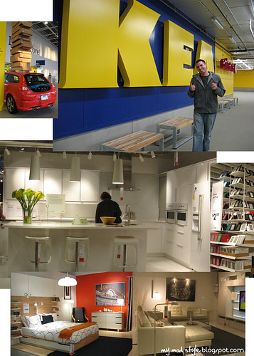 IKEA Store Collage - Sep 2011 | by Jessie {Creating Happy}