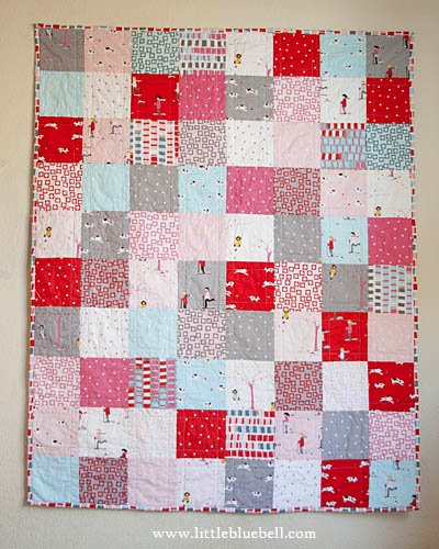 100 Quilts for Kids | 2 charm packs + 1.5 yds backing + .5 y… | Flickr : kids quilt - Adamdwight.com