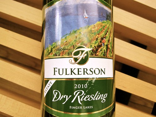 Fulkerson 2010 Dry Riesling | by TheOther46