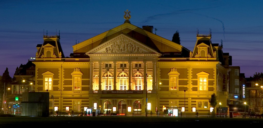 10 June 2011-European Heritage Awards Ceremony at the Concertgebouw