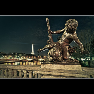 Pont Alexandre III | by Zed The Dragon