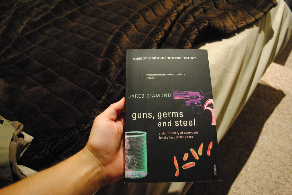 guns germs and steel thesis statement