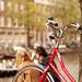 {Explore} red bike