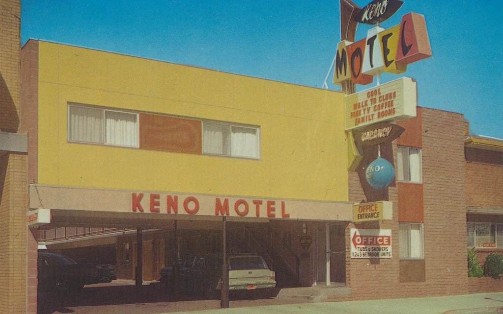 Keno Motel #2 - Reno, Nevada