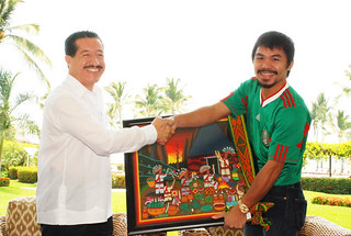Manny Pacquiao at Grand Velas | by Grand Velas Riviera Nayarit