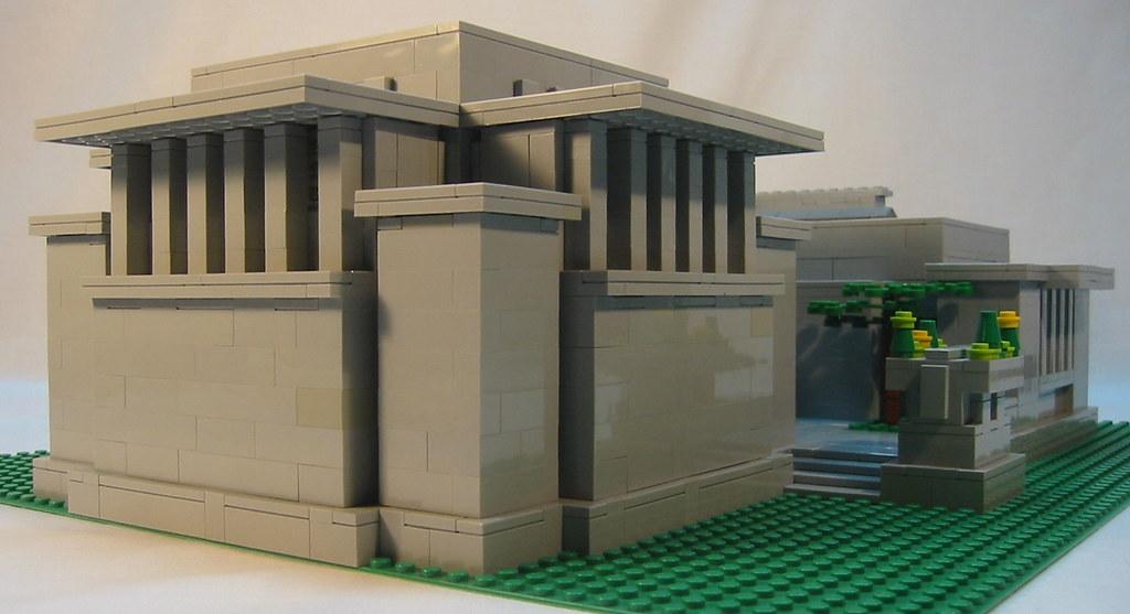 Unity Temple Oak Park Il Architect Frank Lloyd Wright