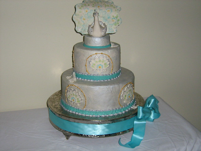 Cake Art N R Colony : Peacock cake for Oklahoma Sugar Art Show Flickr - Photo ...
