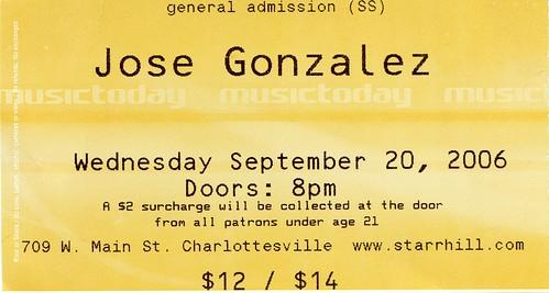 2006 09 20 Jose Gonzalez 024