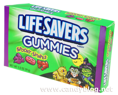 Life Savers Gummies Spooky Shapes | by cybele-