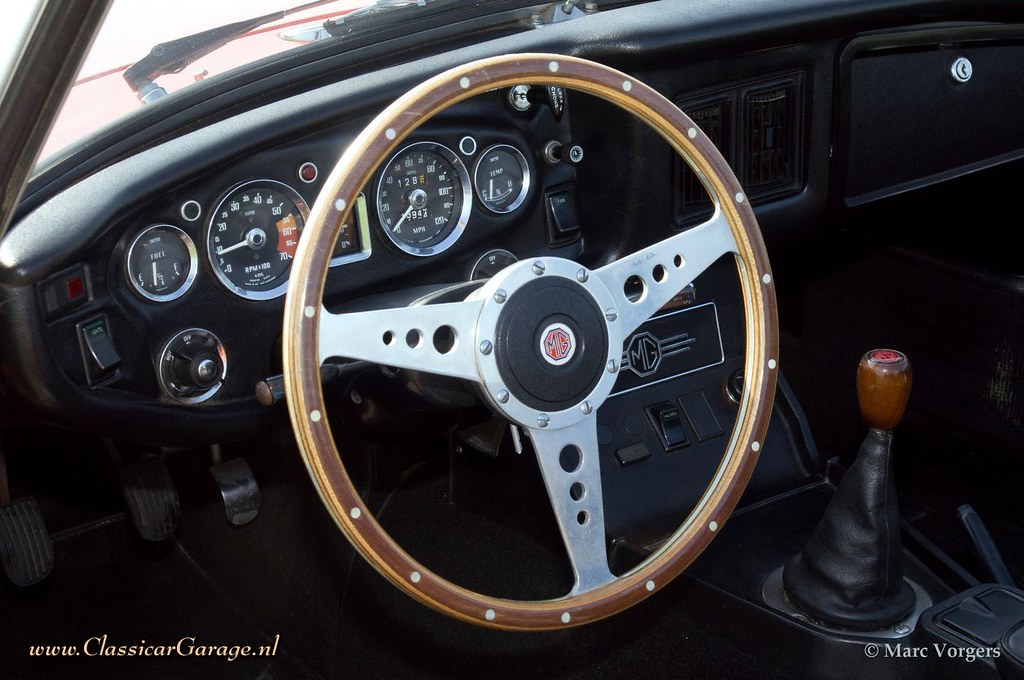 mgb dash pictures to pin on pinterest