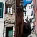 Quartiere Grecino di Varese Ligure (Sp)