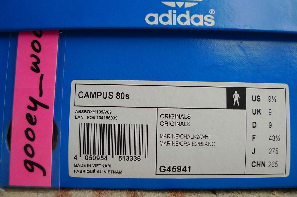 bf0dd33904af Adidas x Foot Patrol  B-Sides  Campus 80s ( 11).