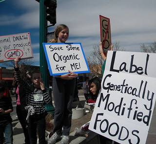 Colorado Springs Millions Against Monsanto World Food Day 2011 | by MillionsAgainstMonsanto