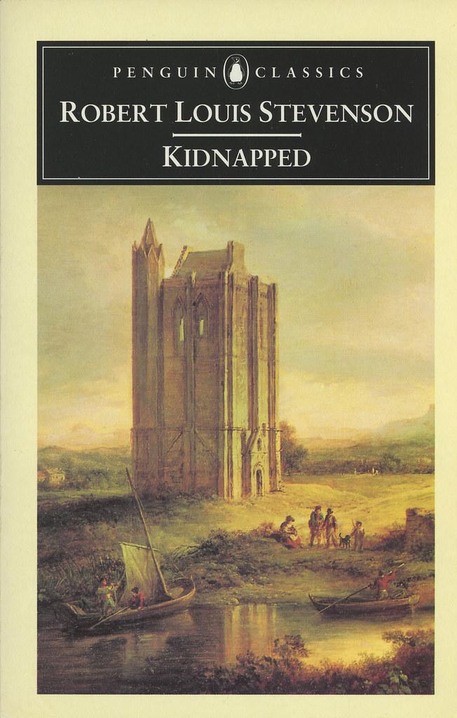 Penguin Books Robert Louis Stevenson Kidnapped Flickr