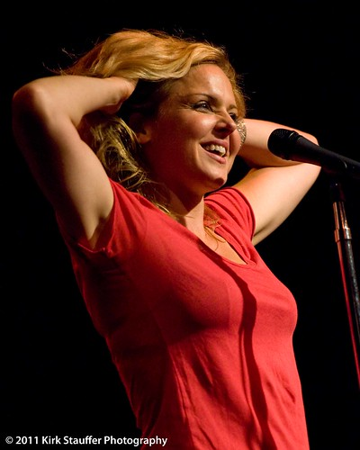 Storm Large @ The Triple Door, Seattle 9-8-11 | by Kirk Stauffer