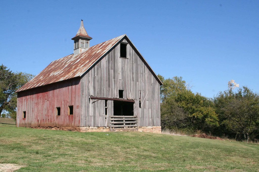 Teske Farmstead Pottawatomie County Ks Listed 04 08