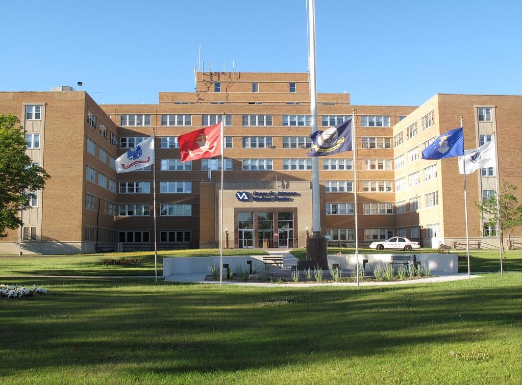 Oscar G Johnson Va Medical Center Iron Mountain Michiga Flickr