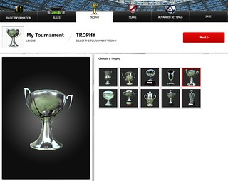 FIFA 12 Creation Centre: Choose a Trophy | by EA SPORTS FIFA