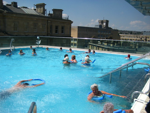 Thermae Bath Spa | by jennie_hoelscher