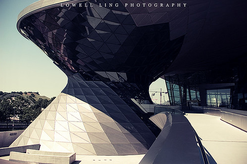 BMW Welt, Munich | by lowell.ling
