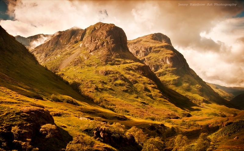 Three Sisters Glencoe Scotland Explored If You Would