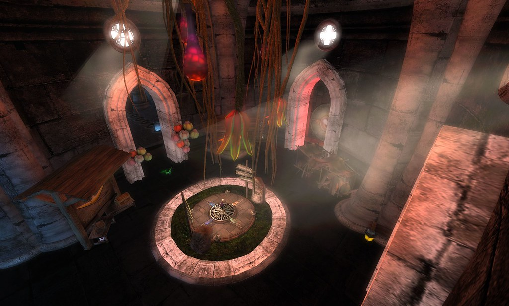 another perspective on this chamber | ~*~ PARCEL NAME ...