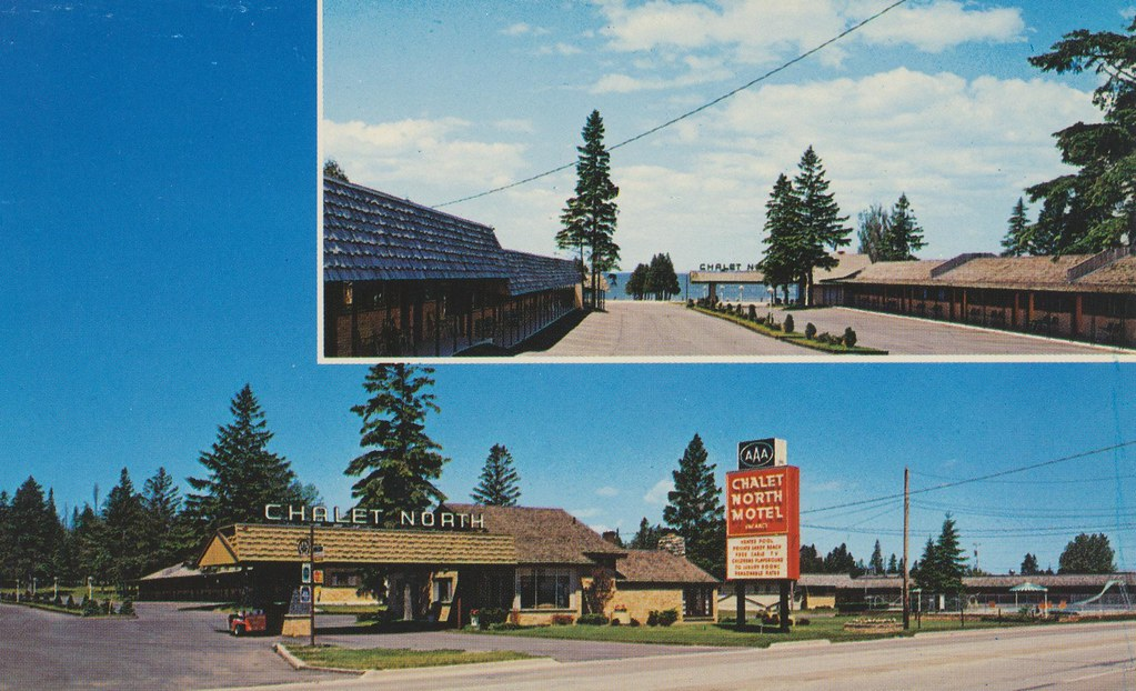 Chalet North Motel - St. Ignace, Michigan