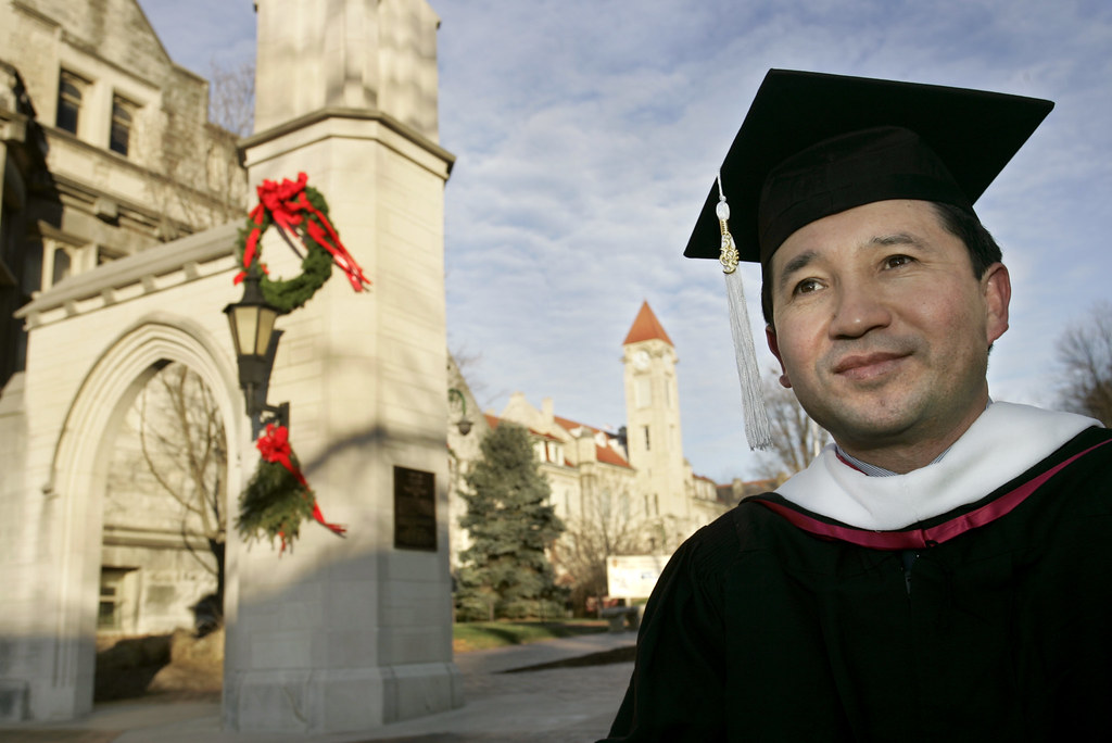 December Graduation | CHRIS MEYER/IU HOME PAGES -- IU gradua… | Flickr