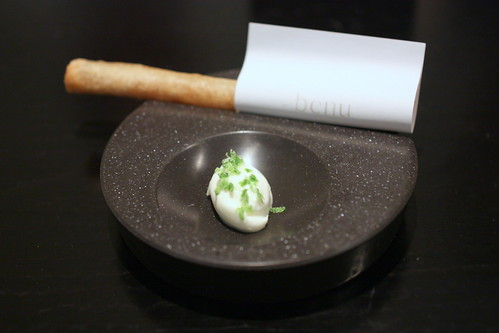 Eel,Feuille de Brick, Creme Fraiche, Lime | by Kung Food Panda