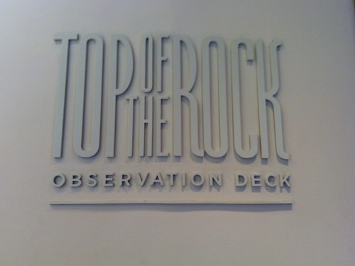 Top of the Rock - NYC, Set2011 | by Ana Paula Hirama
