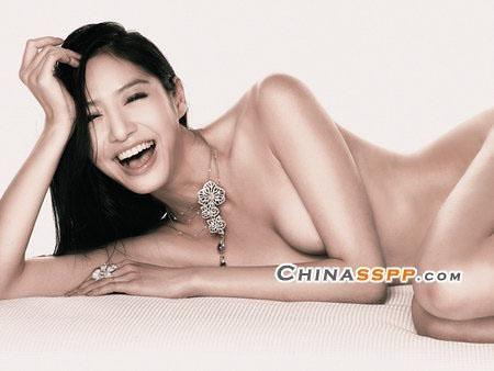 白歆惠-裸