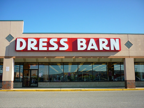 The barn clothing online shop