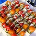 Pepper and Cheese Skewers from Sidecar Global Catering