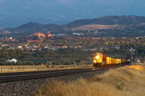 Departing Helena - Last Light | by steveeshom