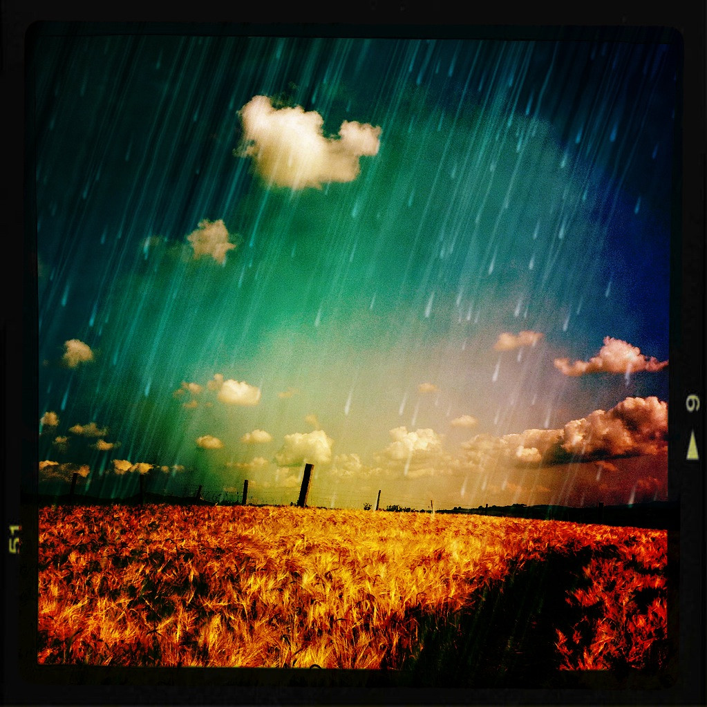 Sunshine And Rain A C Thomas Flickr